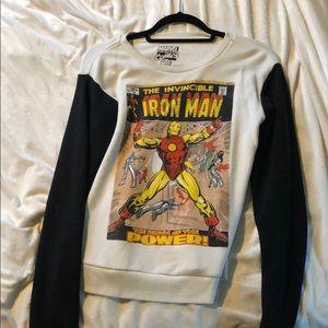 Marvel Iron Man Sweater